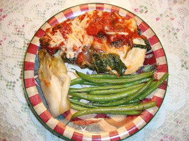 FRESH DIET DINNER