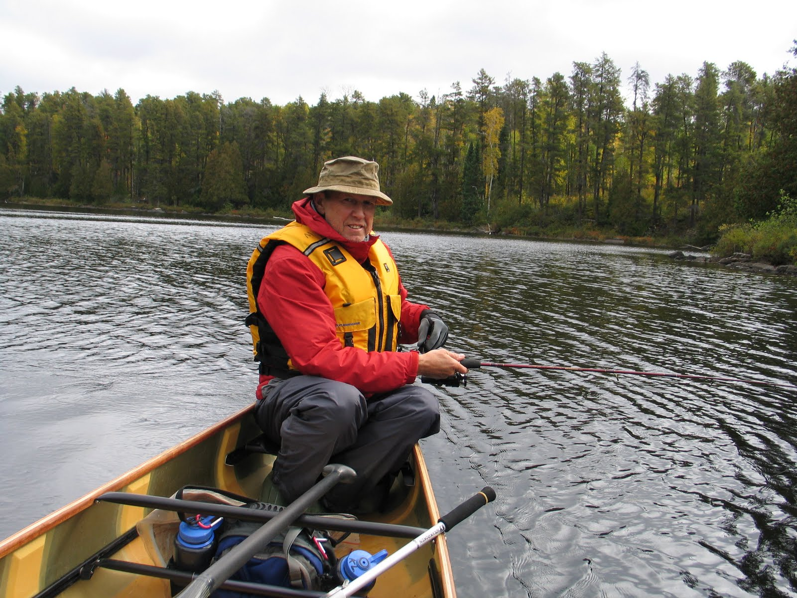 Piragis northwoods company boundary waters blog favorite for Boundary waters fishing