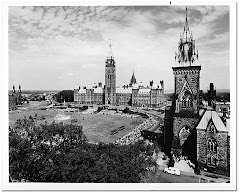 Parliment Buildings Ottawa