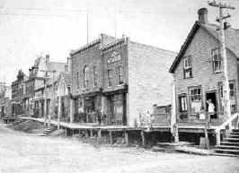 Bracebridge, Ontario 1912