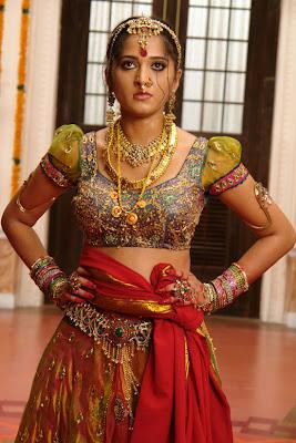 tamil Acture Anushka