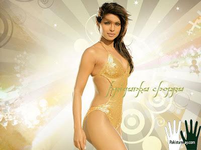 Bollywood Actoress Priyanka Chopra Wallpeper Colletion