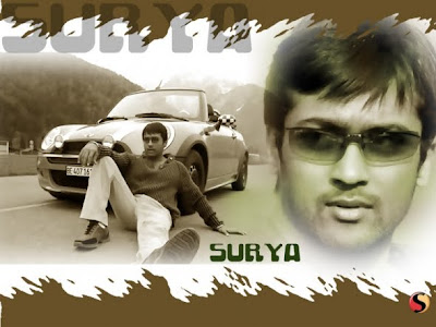 Tamil Actors Suriya Movie wallpepers