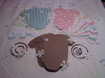 Sizzix die cuts available! Onsie&#39;s, Little Girl Dress, Boy Overalls, file folders and more!