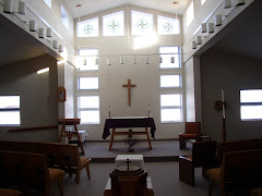 Inside Saint Theresa