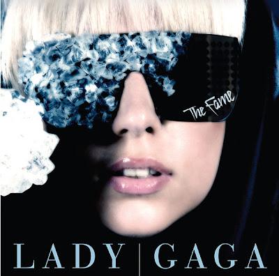 Lady Gaga The Fame Album Cover,