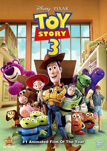 Filme Poster  Toy Story 3 BDRip H264 Legendado