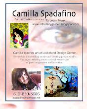 Contact Camilla