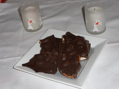 Recipes using chocolate almond bark