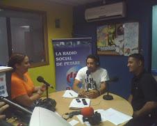 Entrevistas en Choque Mediático por C.R.P 91.5 FM la Voz Comunitaria de Petare