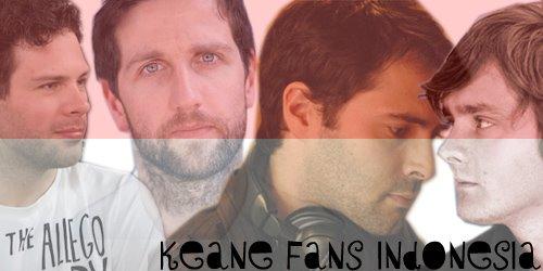 Keane Fans Indonesia