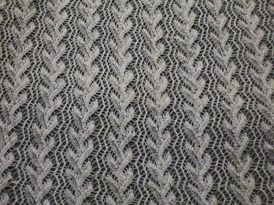 How to Knit a lace crochet pattern « Knitting & Crochet