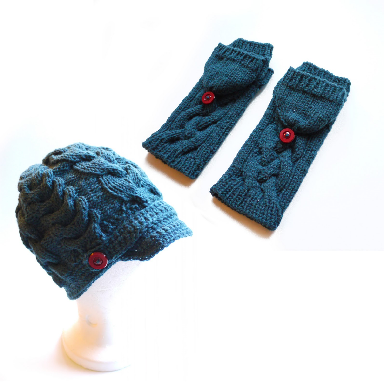 Crochet Pattern Central Fingerless Gloves : Crochet Pattern ? Convertible Mittens Free Patterns For ...