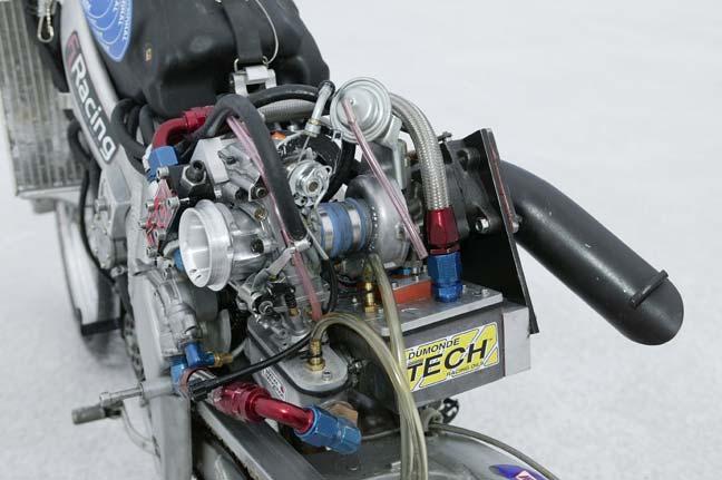 two stroke turbo