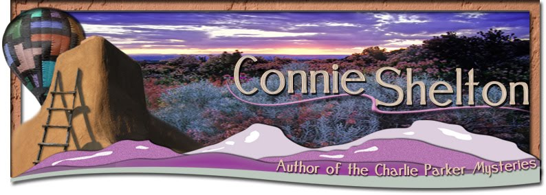 Connie Shelton's Mystery Blog