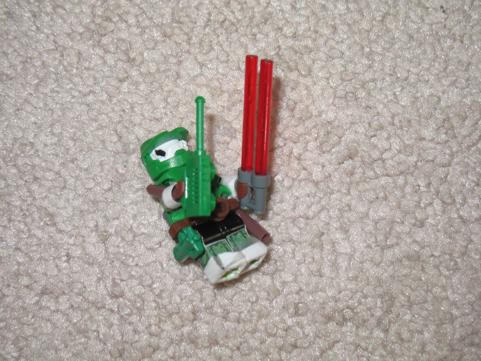 lego guns how to build