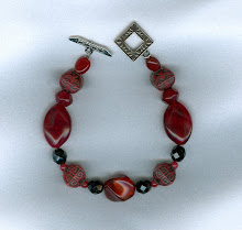 Red & Black Bracelet