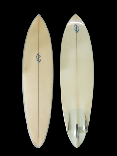 Vintage Surfboards, Classic Surfboards.