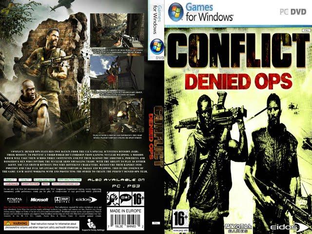 conflict denied ops crack free download