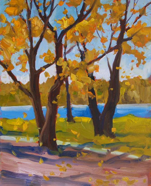 Sharon lynn williams 39 art blog cottonwoods at bowness for Sharon williams paint
