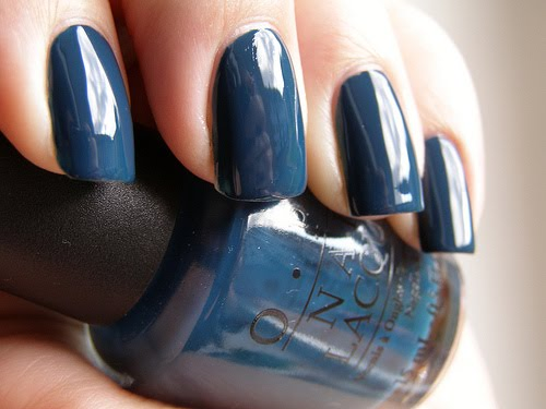 Opi ski teal we drop swiss collection