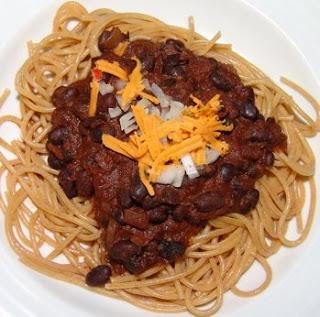 Vegan Linda: Cincinnati Suburb Chili