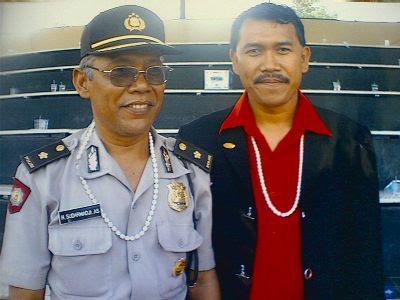 Pusat Pendidikan (Pusdik) Kepolisian Porong Jatim