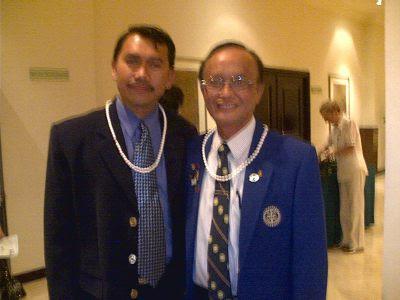 Presiden Rotary Club Surabaya