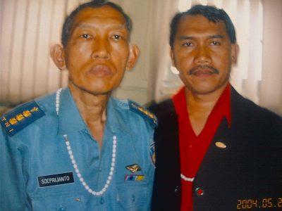 Soeprijanto, Guru Besar Penyakit Gigi, RSAL Dr Ramelan Surabaya