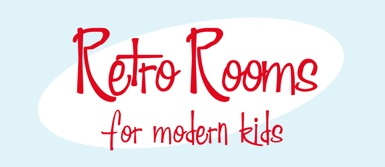 Retro Rooms for modern kids