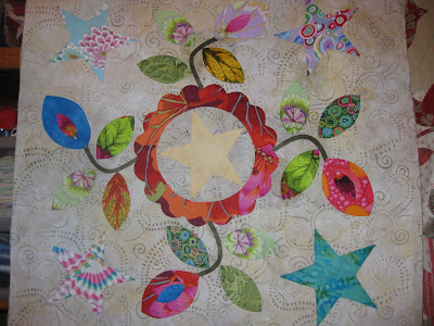 Flower Patterns - Free Applique