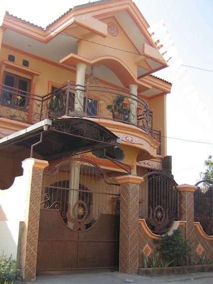 Rumah Pak Taufik (A-16)