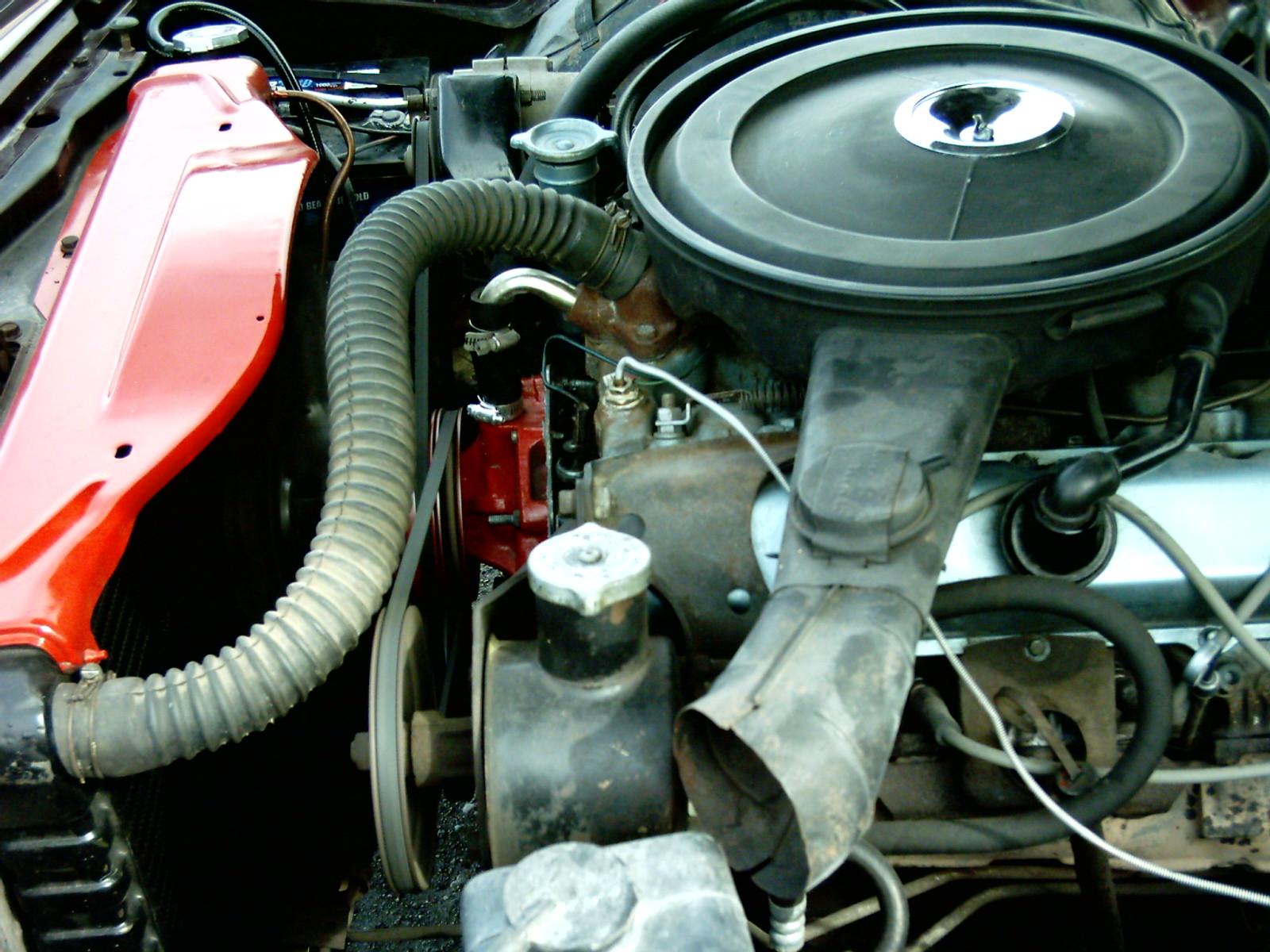 1967 Oldsmobile Toronado 455
