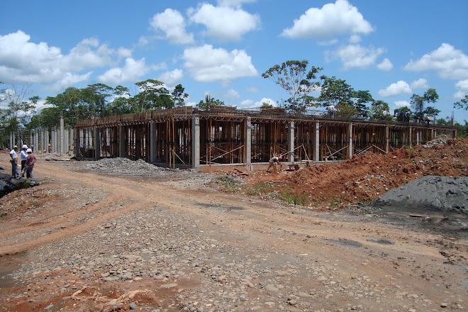 """Construcción - NUEVO HOSPITAL """"FRANCISCO DE ORELLANA"""""""
