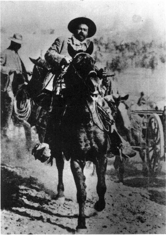 Pancho Villa.
