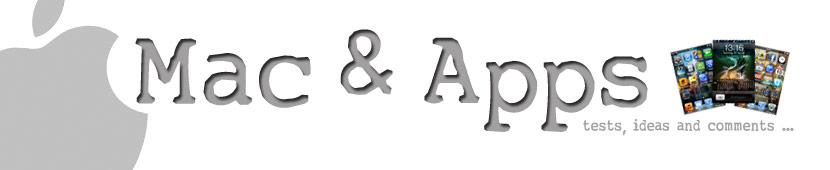 Mac & Apps - Apfelzeugs und mehr...