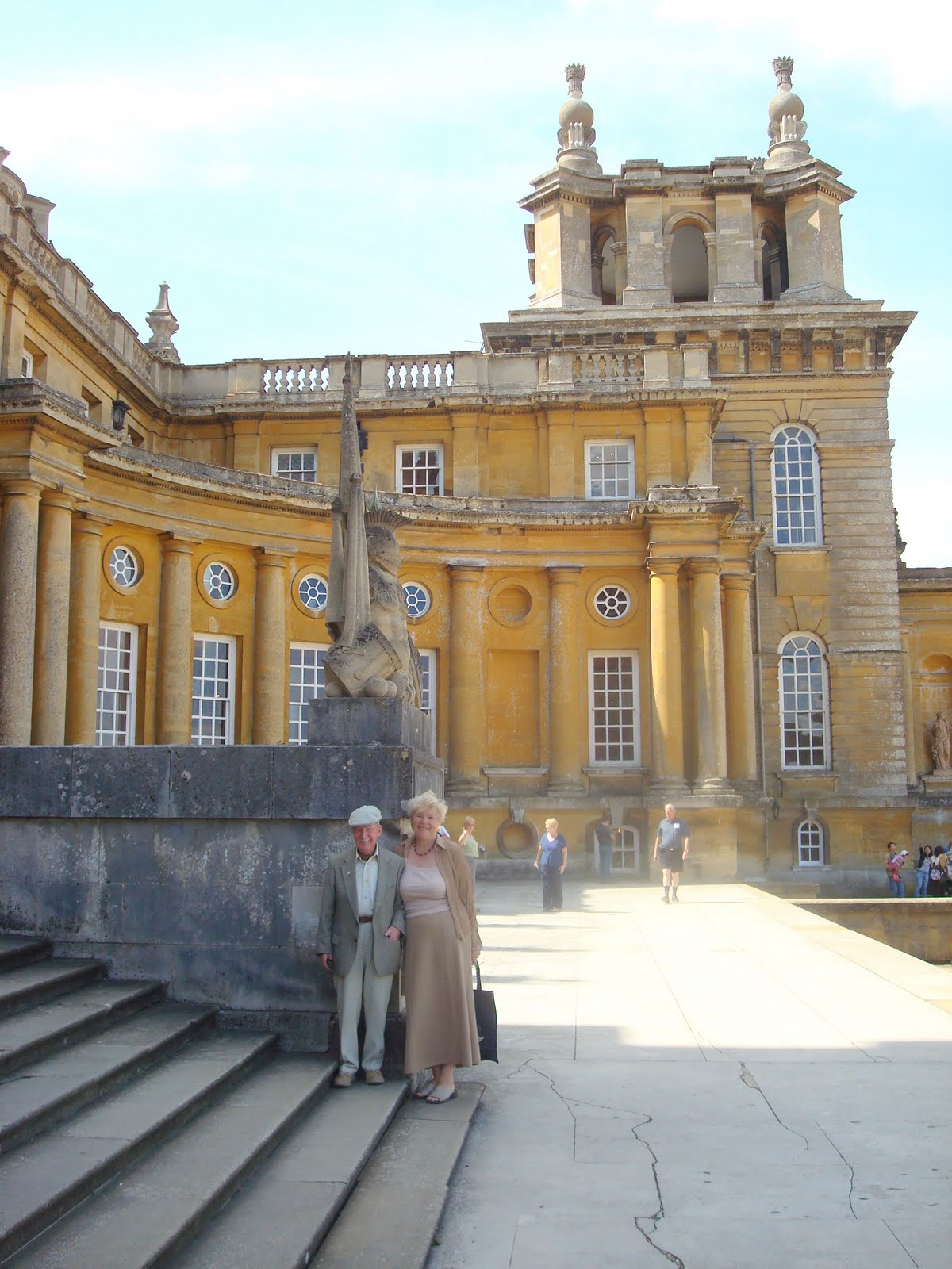 Helenbill Travels A Day At Blenheim Palace