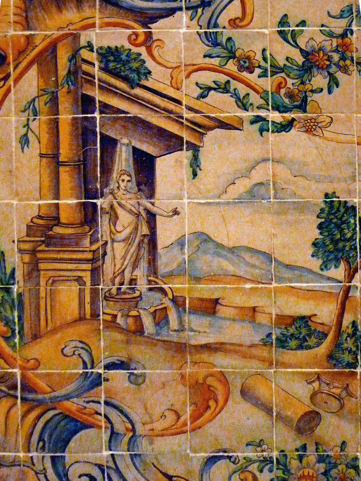 Valles 16 z calo de azulejos - Zocalos de azulejos ...