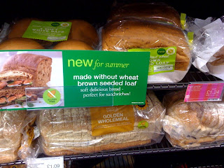 adventures of a gluten free globetrekker M&S Gluten Free Bread: Brown Seeded Loaf Gluten Free Products