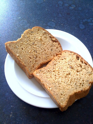 bread+3 M&S Gluten Free Bread: Brown Seeded Loaf