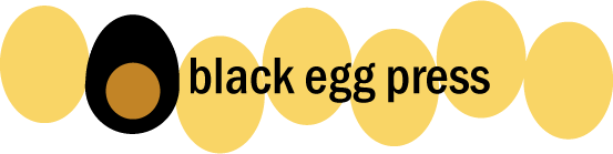 black egg press