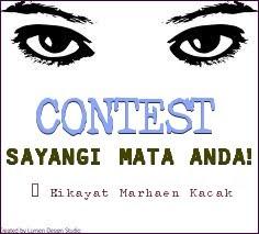 Contest Sayangi Mata Anda