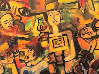 Buckminster Fuller, DaVinci, Gapingvoid, Hugh MacLeod, Hungary, Keith Haring, Ralph Steadman, Russia, Southern Illinois University, Warhol, art, painting, news, opinion, vietnam, ho-chi-minh-city, saigon, colonialist-architecture, walk, Afghan-technology, the-little-things,hanoi
