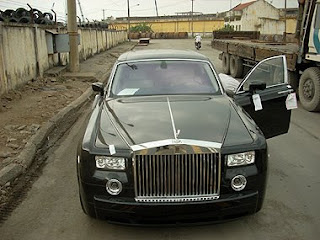 Rolls, Phantom, Bentley, Gur, Yurt, Mongolia, Ho Chi Minh, Vietnam, Rich, Money, Business, News, Finance, Economy
