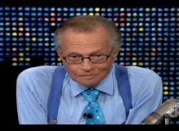 Shut up, Larry King, CNN, Political Satire,Retirement, Satire, Humor,