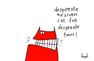Desperate Measures, Korea, Desperate Times, Hugh MacLeod,  Gapingvoid, Vietnam, America, IMF, Asian Economic Crisis