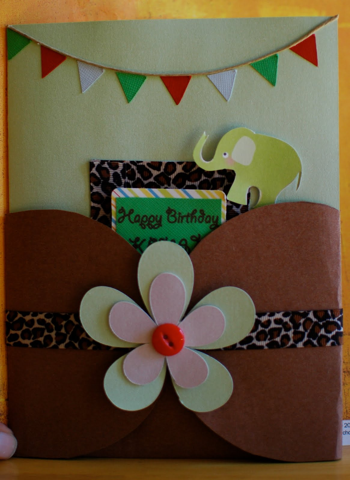 Turtlecraftygirl birthday card as the card size was customised i could not fit it into a standard size envelope so decided to make one of my own i got the above design of envelope in kristyandbryce Choice Image