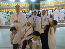 Umrah Mertua Tahun 2010