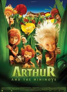 Download Baixar Filme Arthur e os Minimoys   Dublado