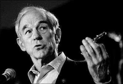 RON PAUL: 'What...WHAT?! Yo wanna make somethin' of it???! Yo wanna squall??! Let's go!!